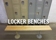 Locker Benches