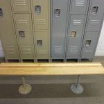 9 Foot Locker Bench-0