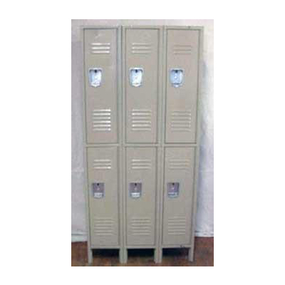 Scratch and Dent lockers