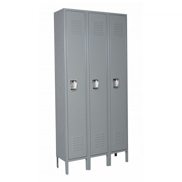 Single Tier 3-Wide Lockers-0