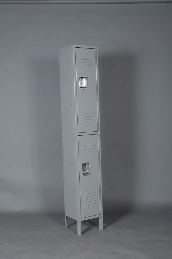 Double Tier 1-Wide Locker-193