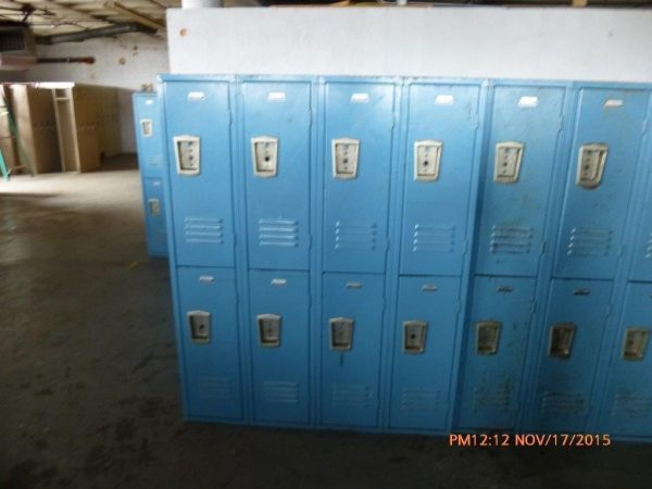 Double Tier, Used Locker-0