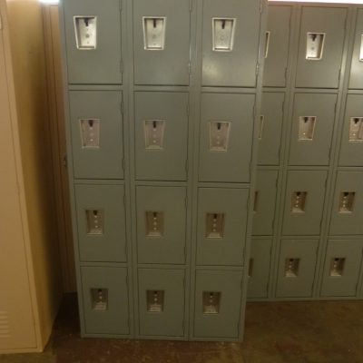 Four Tier Used Locker-0