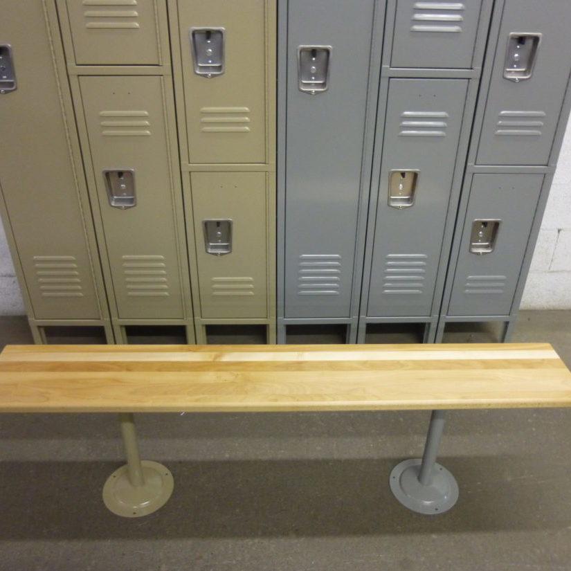 10 Foot Locker Bench-0